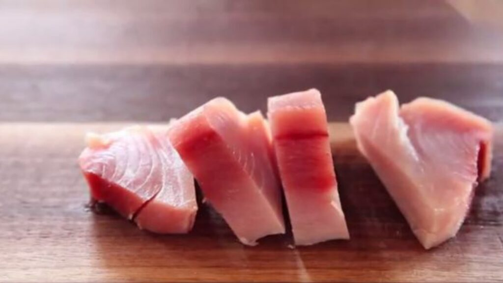 Albacore tuna, multivitamin of the sea